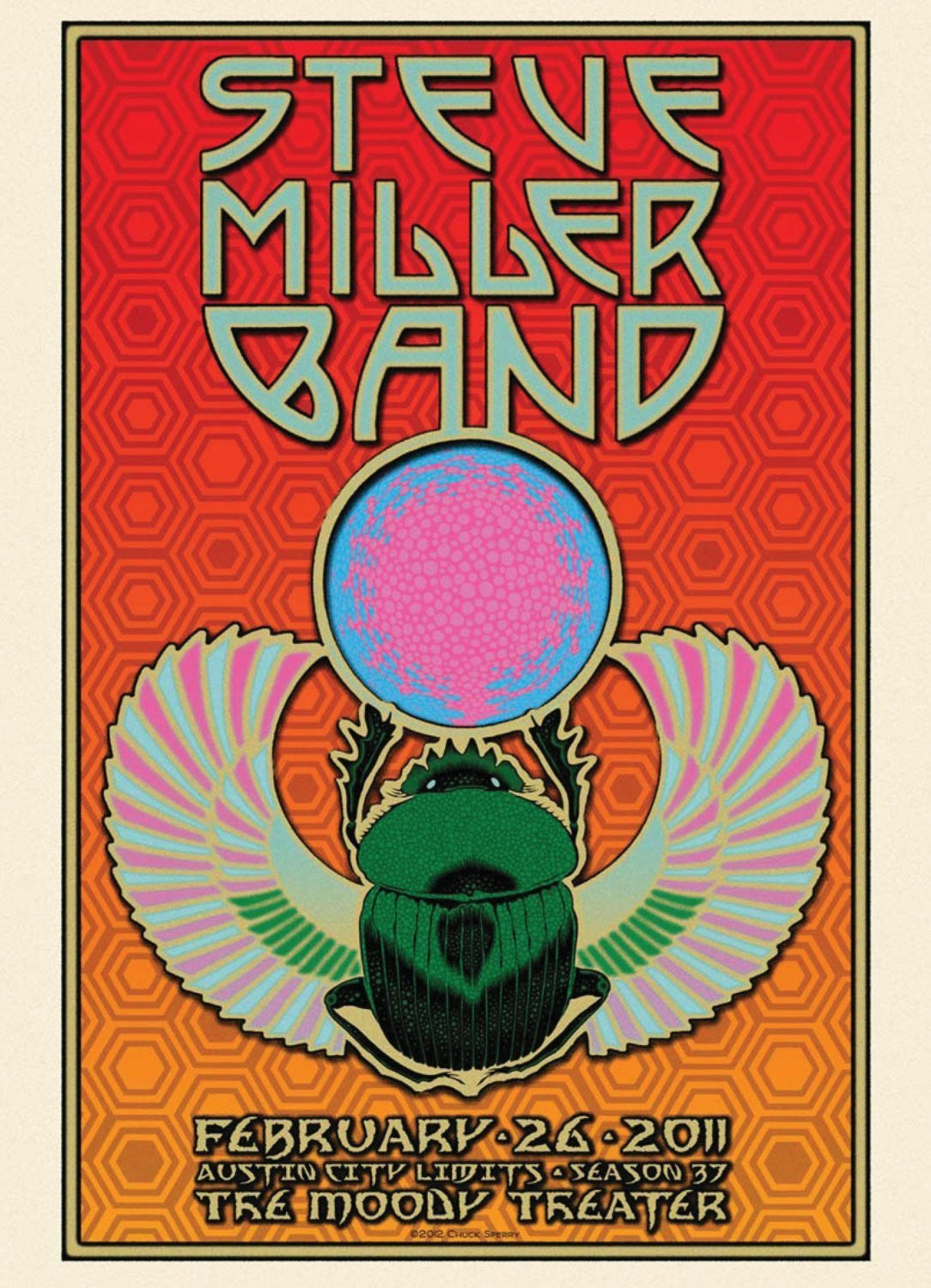 "Steve Miller Band ""Live at Austin City Limits"" DVD"