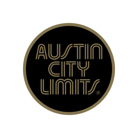 Austin City Limits Round Enamel Pin