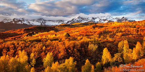 Autumn at Altitude