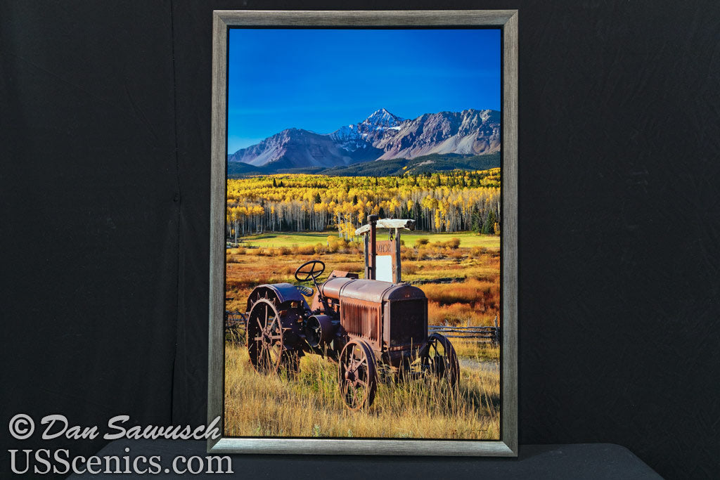 Faithful Farmer 24x36 Canvas Special