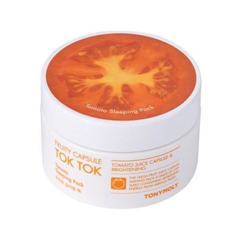FRUITY CAPSULE TOK TOK SLEEPING PACK TOMATO