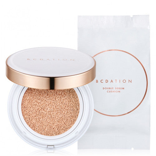 BCDATION DOUBLE SERUM CUSHION SPECIAL SET