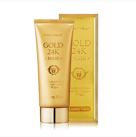 LUXURY GOLD 24K MASK