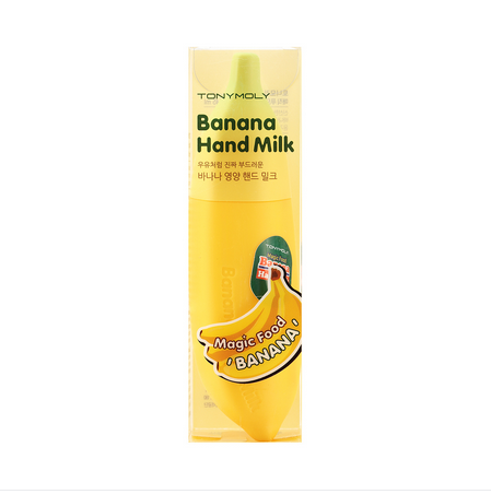 MAGIC FOOD BANANA MILK HAND CREAM