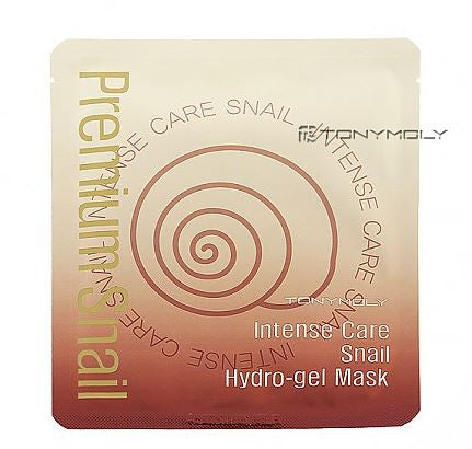 INTENSE CARE SNAIL GEL MASK SHEET