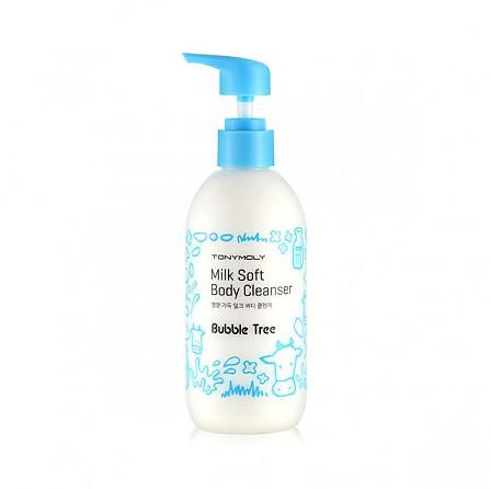 BUBBLE TREE MILK SOFT BODY CLEANSER