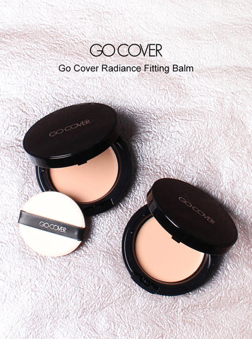 GO COVER RADIANCE FITTING BALM