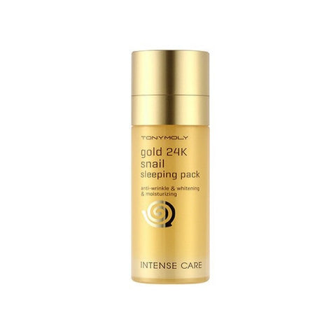 INTENSE CARE GOLD 24K SNAIL SLEEPING PACK