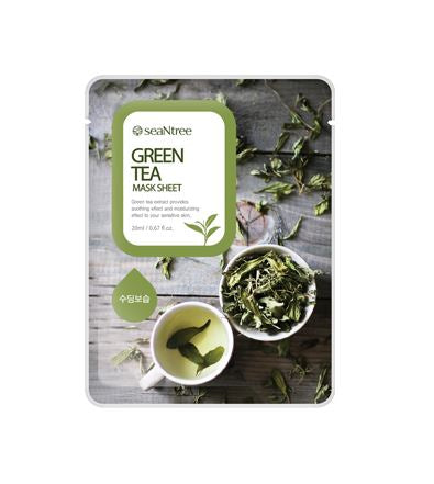 GREEN TEA MASK SHEET (10ea)