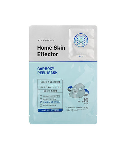 HOME SKIN EFFECTOR CARBOXY PEEL MAX