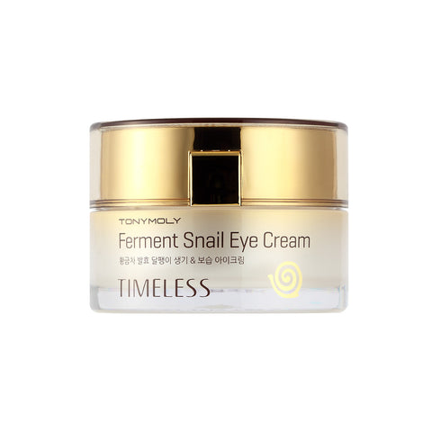 TIMELESSS FERMENT SNAIL EYE CREAM