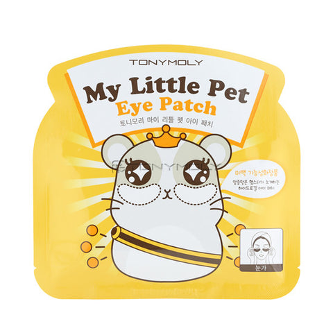MY LITTLE PET EYE PATCH