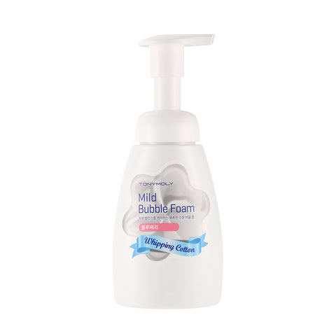 Whipping Mild Bubble Foam Cleanser (Blueberry)