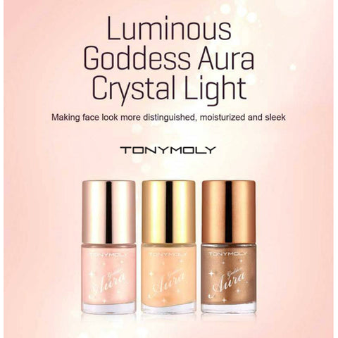 LUMINOUS GODDESS AURA CRYSTAL LIGHT