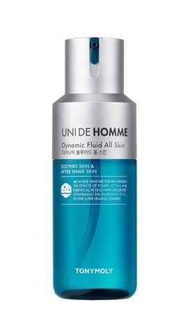 UNIDE HOMME DYNAMIC FLUID ALL SKIN