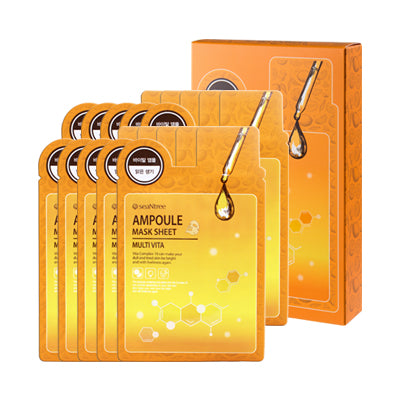 MULTI VITA AMPOULE MASK SHEET (10ea)