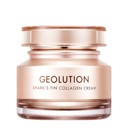 GEOLUTION SHARKS FIN COLLAGEN EYE CREAM