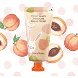 SWEET PEACH MOISTURE HAND CREAM