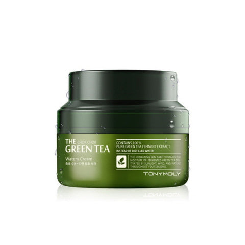 THE CHOK CHOK GREEN TEA WATERY CREAM 100ML