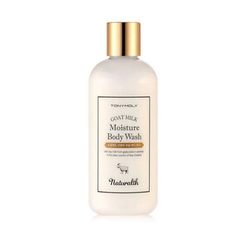 NATURALTH GOAT MILK MOISTURE BODY WASH