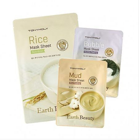 EARTH BEAUTY MASK