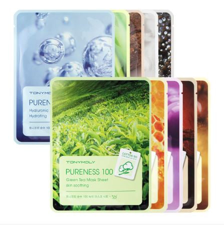 PURENESS 100 MASK SHEET