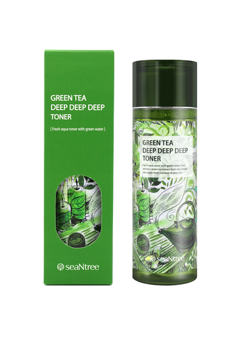 GREEN TEA DEEP DEEP DEEP TONER