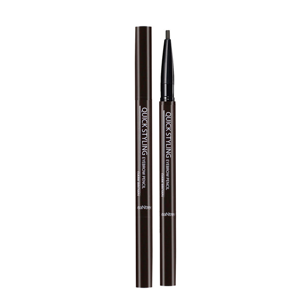QUICK STYLING EYEBROW PENCIL 01 DARK BROWN