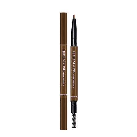 QUICK STYLING EYEBROW PENCIL 02 BROWN