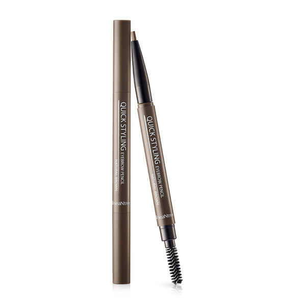QUICK STYLING EYEBROW PENCIL 03 NATURAL BROWN