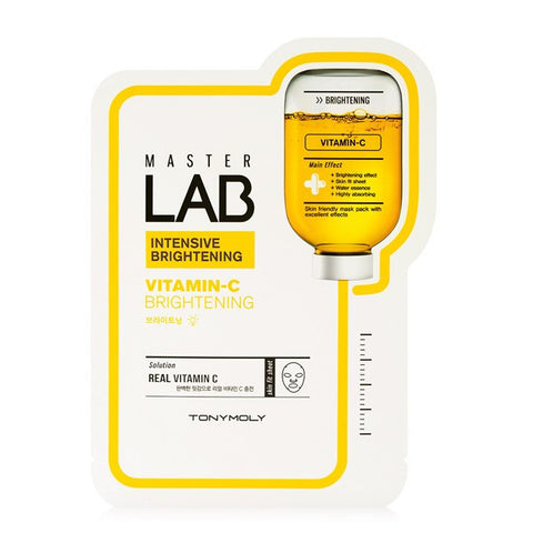 MASTER LAB VITAMIN C MASK SHEET