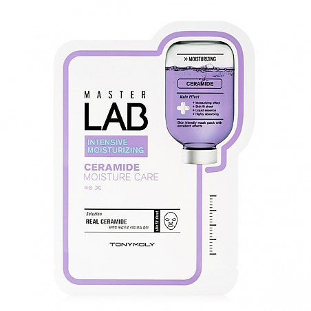 MASTER LAB CERAMIDE MASK SHEET