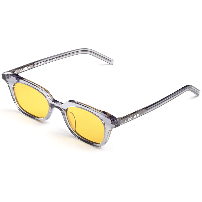 Lo-Fi Sunglasses Cement / Yellow