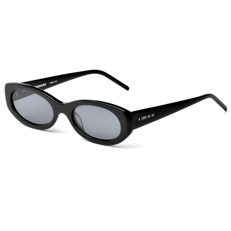 AKILA x PLEASURES Lithium Sunglasses Black / Black