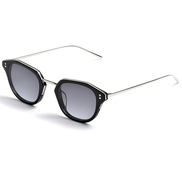 Theory Sunglasses Black / Gradient / Silver