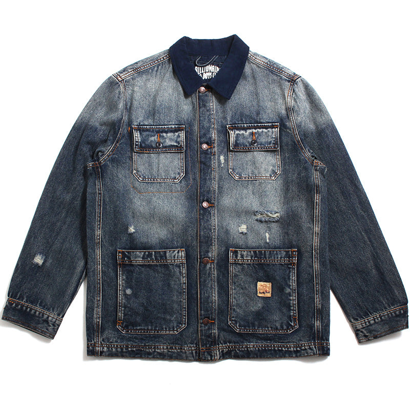 Chore Jacket Leland Denim