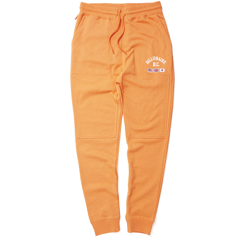 Phys Ed Jogger Sweatpants Peach Cobbler