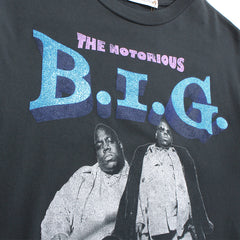 The Notorious B.I.G. King Of NY Weekend Tee Vintage Black