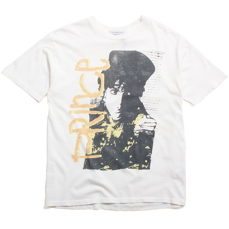 Prince Sign Of The Times Weekend Tee Vintage White
