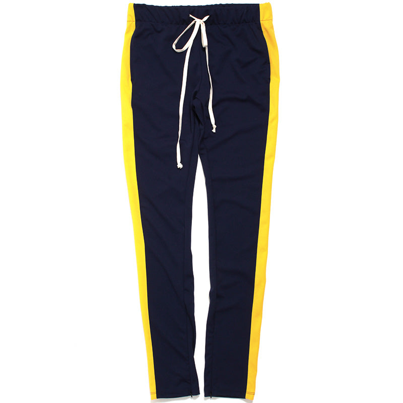 Track Pants Navy / Gold