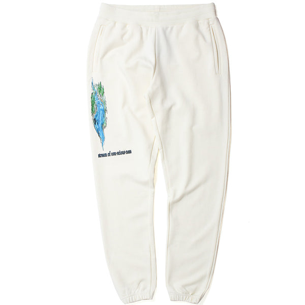 Stream Heavyweight French Terry Sweatpant Wheat
