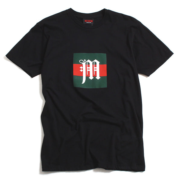 Luxe Detroit M T-Shirt Black