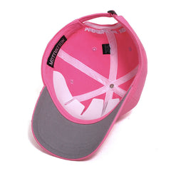 Woes Unstructured Hat Pink