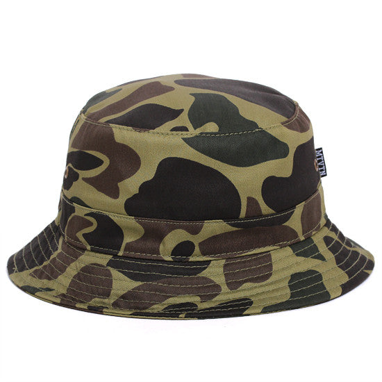Motivation - MTVTN Bucket Hat Duck Camo – MTVTN.com b8c50483d2e