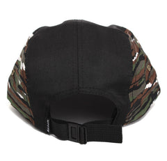 Tour 5-Panel Camp Hat Detroit Camo