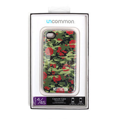 Rose Camo iPhone 4/4S Case