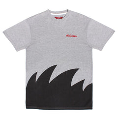 Sharktooth T-Shirt Grey / Black