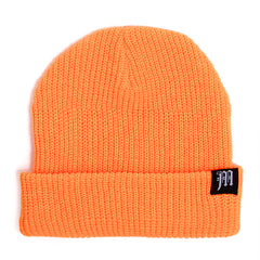 Detroit M Slouch Beanie Neon Orange