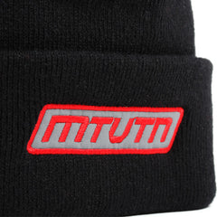 Penalty Beanie Black