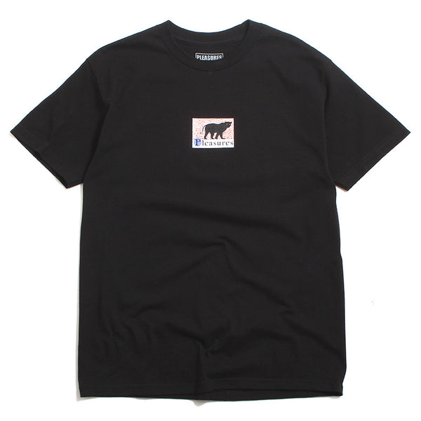 Big Cat T-Shirt Black